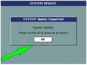 نصب سیستم عامل کیبورد ارگ